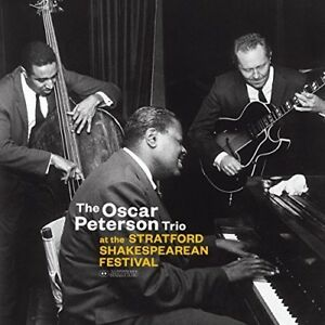 Oscar-Peterson-Trio-At-The-Stratford-Shakespearean-Festival-New-Vinyl-LP-180