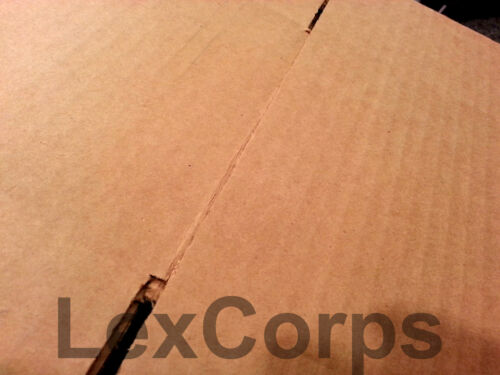 25 Qty 8x5x5 SHIPPING BOXES LC Mailing Moving Cardboard Storage Packing