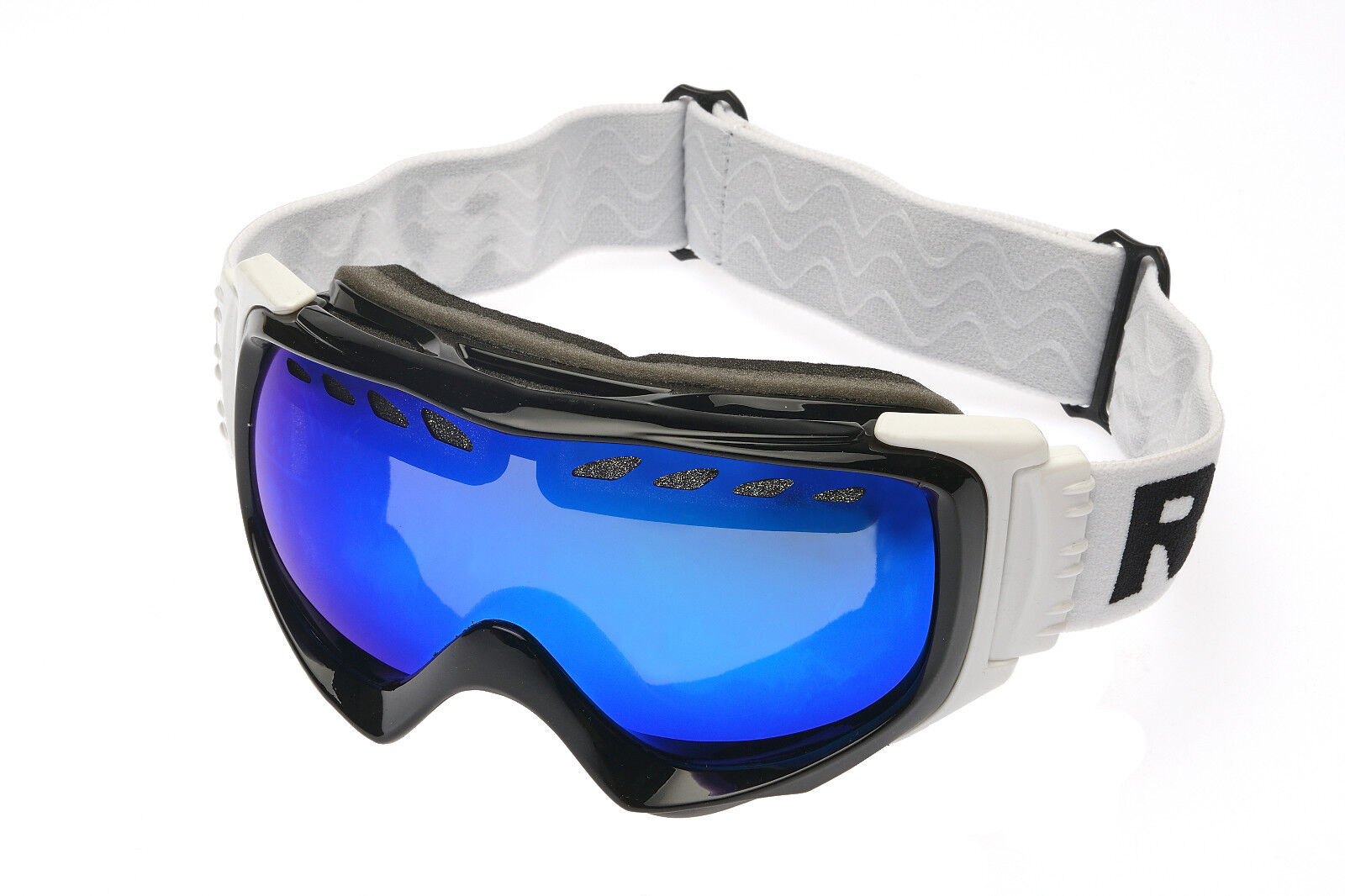Ravs Ski Goggles Snow Predective Mountain Glacier