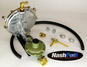 UNIVERSAL-PROPANE-CONVERSION-KIT-FOR-PUSH-LAWN-MOWER-SPUD-CARBURETOR-LPG-SYSTEM