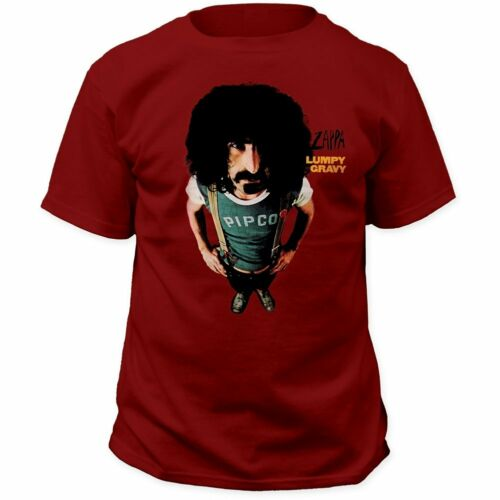 Officiel Frank Zappa-Lumpy Gravy Cardinal T-Shirt-Neuf
