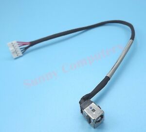 MSI-GE60-0ND-042US-0NC-006US-DC-IN-CABLE-Power-Jack-Socket-Port-w-Wire-Harness