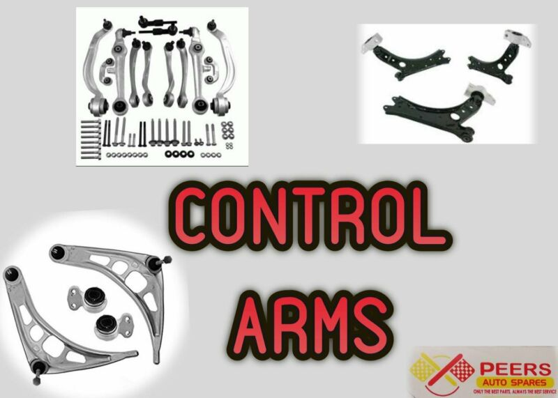 CONTROL ARMS FOR MOST VEHICLES