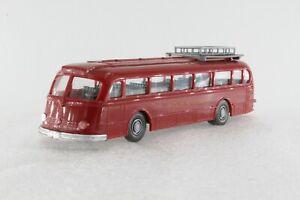 A-S-S-WIKING-ALT-BUS-MB-O-6600-PULLMAN-H-BRAUNROT-1966-GK-700-16A-CS-1168-3A-RMG