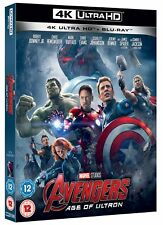Avengers: Age of Ultron (4K Ultra HD + Blu-ray) [UHD]