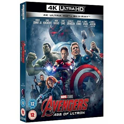 Avengers: Age of Ultron (4K Ultra HD + Blu-ray) [UHD]