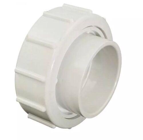 "Waterway Pump Union 2-1//2/"" x 2/"" tailpiece hot tub spa plumping repair pvc Parts"
