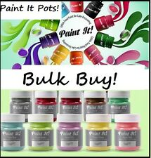 Rainbow Dust 'Paint it!' Pots Edible Food Paint 25ml Cake Decoration Set of 20!