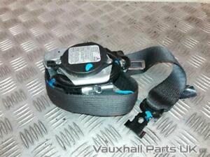 Vauxhall Astra J Mk6 5 Door O/S/F Drivers Front Seat Belt ...