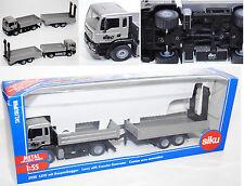 Siku Super 3920 MAN TGA 18.460 M  LKW mit Anhänger SSC Sondermodell 1:55