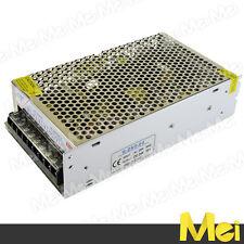 H014 alimentatore LED 24V 10A 240W trimmer striscia stabilizzato trasformatore