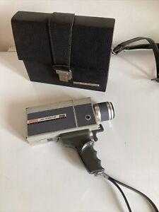 Caméra Super 8. EUMIG Caméra collection + Sacoche + 1 Bobine, VINTAGE
