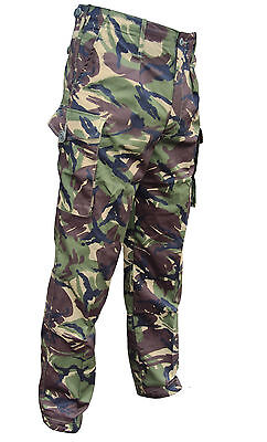 Woodland/Green/DPM Camo 95 TROUSERS - British/Army/Military - Genuine Issue SALE