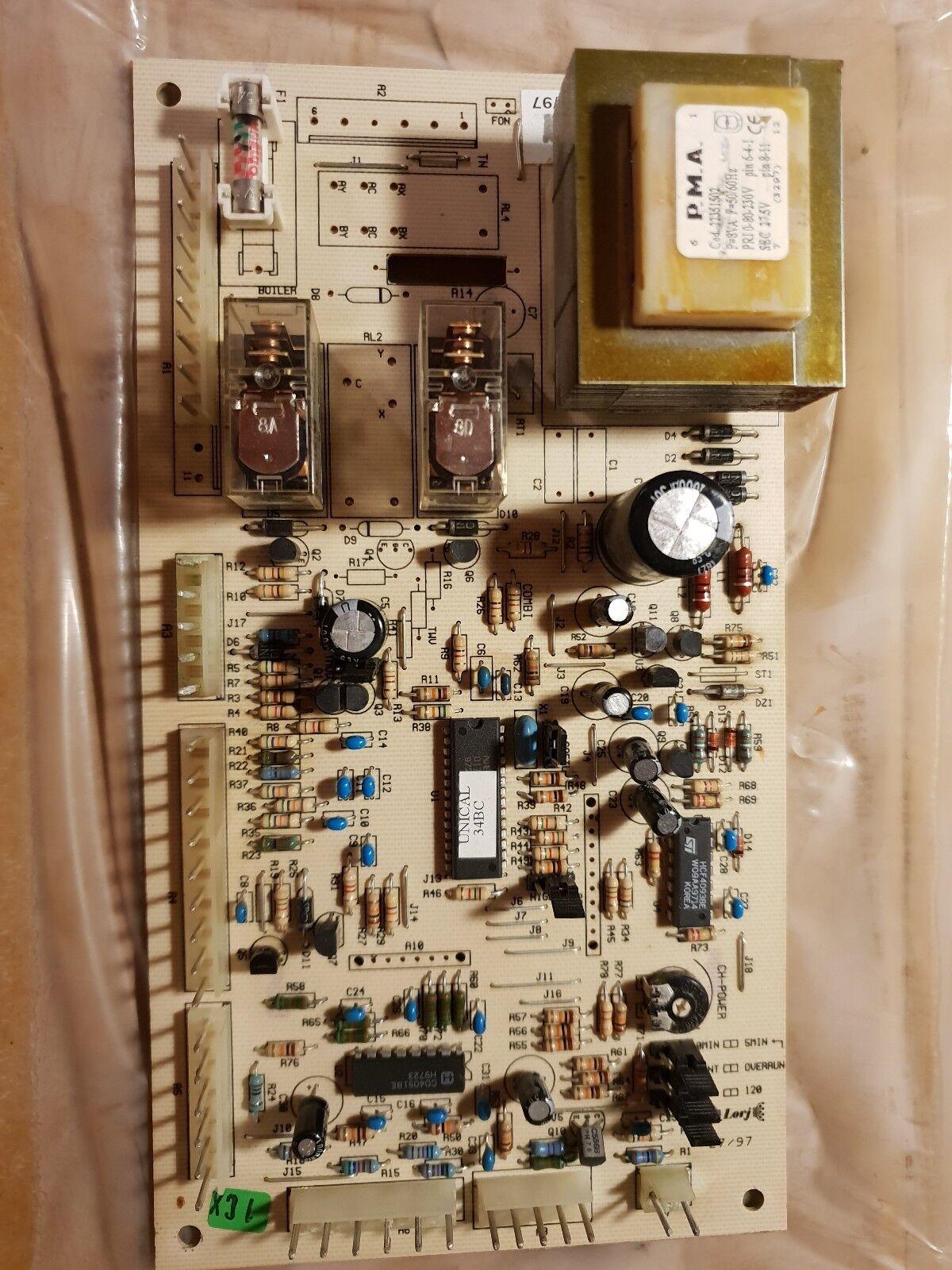 UNICAL Regelplatine SMD0141C                  unic 7300015