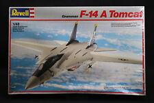 XQ018 REVELL 1/48 maquette avion 4540 Grumman F-14 A Tomcat année 1986
