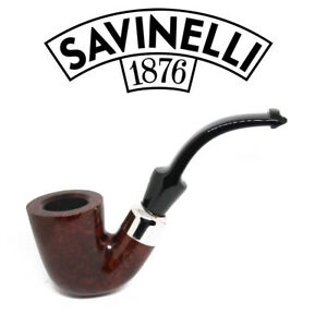 NEW-Savinelli-Dry-System-621-Smooth-6mm-Filter-Pipe