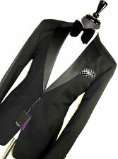 BNWT LUXURY MENS PAUL SMITH THE WESTBOURNE TUXEDO DINNER SLIM FIT SUIT 44R W38