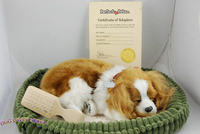 Cocker Spaniel Perfect Petzzz Life Like Stuffed Animal Breathing Dog
