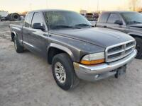 **OUT FOR PARTS!!** WSO047 2003 DODGE DAKOTA Woodstock Ontario Preview