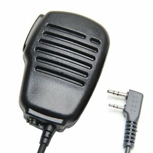 KMC-25-Speaker-Microphones-Kenwood-TK-3107-TK-2000-TK-3000-BaoFeng-Walkie-Talkie