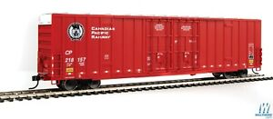 HO-SCALE-WALTHERS-Mainline-910-2927-CANADIAN-PACIFIC-60-039-High-Cube-Boxcar