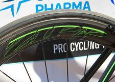 Zipp 303 ruote Adesivo Decalcomanie qualsiasi colore 2 Ruote Set Personalizzato Nuovo Design 2013!
