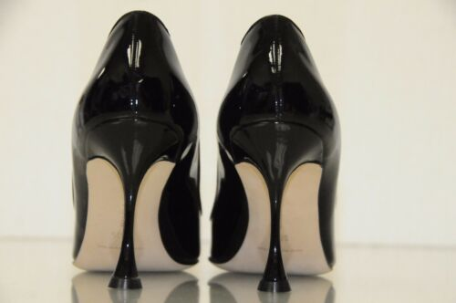 c0ea56cfd7ca 3 of 6 New Manolo Blahnik BB Tucciosam Black Patent Leather Shoes Pumps  40.5 41 41.5