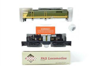 HO-Scale-Proto-2000-8394-CN-Canadian-National-Alco-FA2-Diesel-Loco-9408