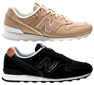 best service 37065 7ff4c Details about New Balance Wr996 996 GD Black JT Beige Women Sneaker Women's  Shoes