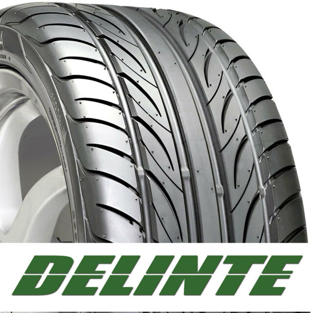 255 30 22  1 new tire  DELINTE TIRE 255-30-22 2553022