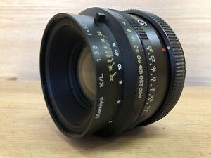 Exc-4-Mamiya-K-L-127mm-f-3-5-KL-para-RB67-Pro-L-S-SD-RZ67-Pro-II-do-Japao