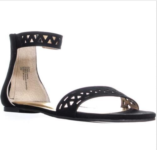 Thalia Sodi Jacey Ankle Strap Flat