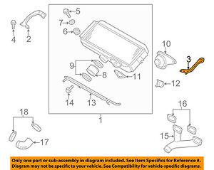 Subaru Intercooler Diagram - All Wiring Diagram