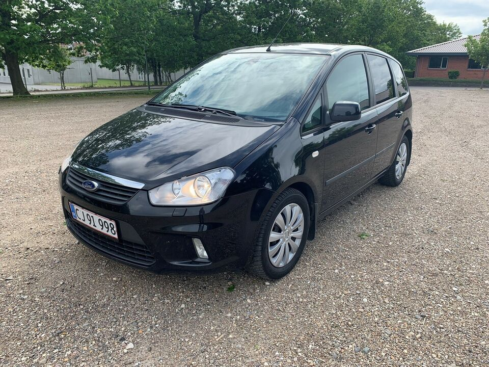 Ford C-MAX, 1,6 TDCi Trend Collection, Diesel