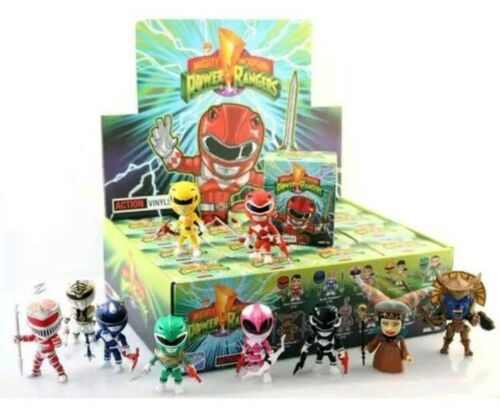 Les fidèles sujets Mighty Morphin Power Rangers Action Vinyl Figure Full Box 16