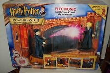 #6840 Harry Potter the Sorcer's Stone Powercaster Spell Casting Playset