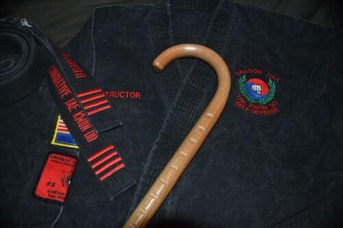 Self Defense Made in the U.S.A. Martial Arts TRAINING CANE- Cane Fu