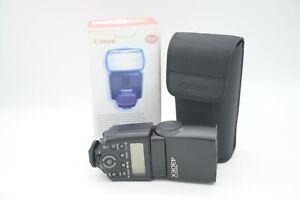 Canon Speedlite 430EX Flash EXCELLENT Condition