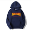 Men-Women-Hoodie-Sweater-Hip-hop-Skateboard-Thrasher-Sweatshirts-Pullover-Coat-X thumbnail 22