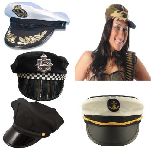 Unisex Carnival Adult Army Cowboy Hat Womens Fancy Dress Hallowen Accessories