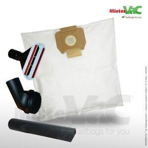 5 Filtersäcke passend für CLEANFIX S10  Staubsaugerbeutel S 10