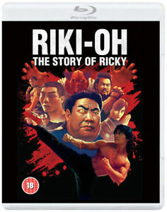 Riki-Oh-The-Story-Of-Ricky-Blu-Ray-DVD-Nuovo-FHEDF3244