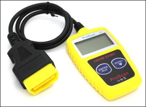 FOR SUZUKI FAULT CODE READER ENGINE SCANNER DIAGNOSTIC RESET EOBD OBD2 CAN BUS