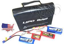 Li-Po safe chargeing bag 1S-6S. RC Airplane. Lipo