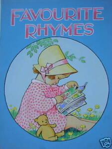 CHILDRENS-ILLUSTRATIONS-NURSERY-RHYMES-W-COL-C-1930