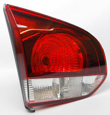GENUINE VW GOLF MK6 LEFT REAR INNER CHERRY RED TINTED TAIL LIGHT - 5K0 945 093 L