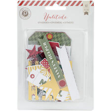 American Craft  Urban Chic Collection Ephemera With Foil Accents