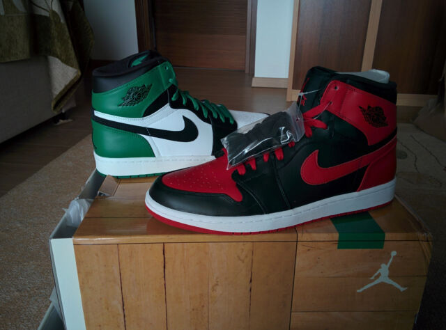 super popular 1d41d 8fd94 Nike Air Jordan 1 Retro DMP 60+ Pack Bulls-Celtics