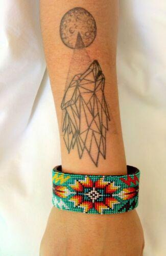 Native American Navajo Beaded Bracelet