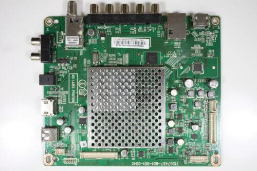 """VIZIO 32/"""" E32H-C1 XFCB02K019020X Main Video Board Motherboard Unit"""